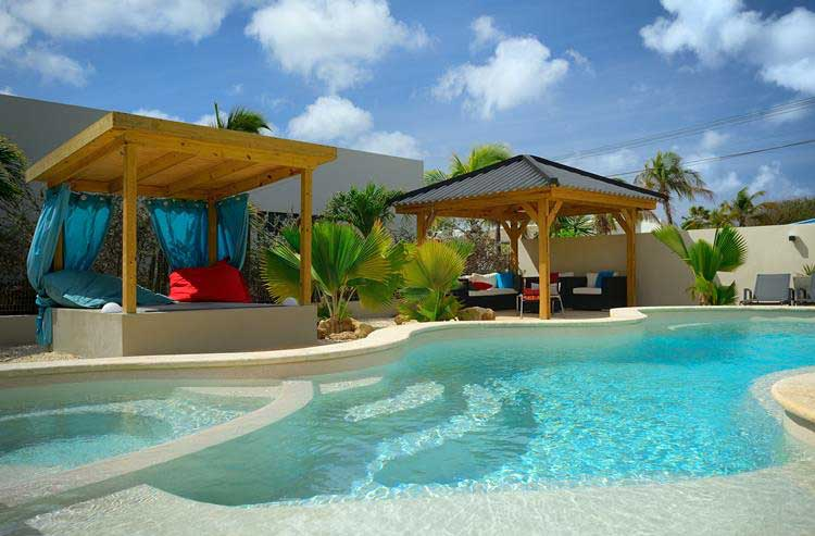 New Appartement with Swimmingpool All Seasons Apartments Bonaire