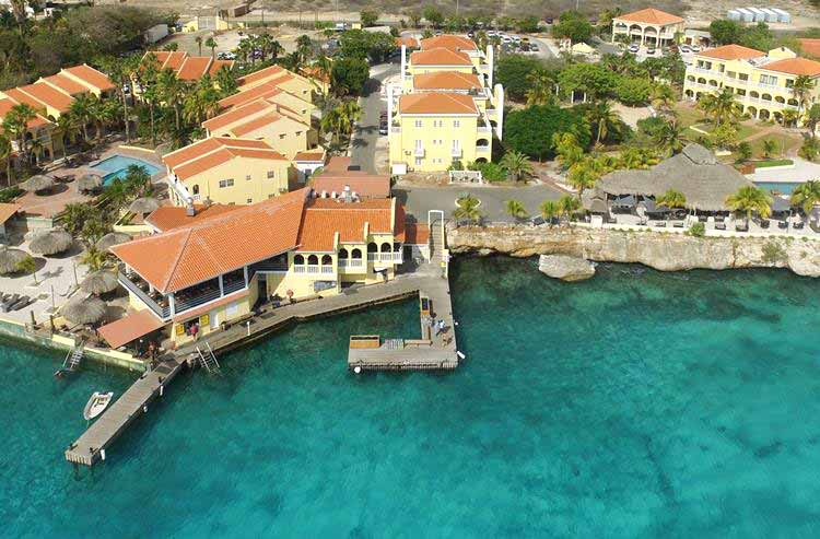 Hotel Buddy Dive Resort Bonaire for Diving on Bonaire